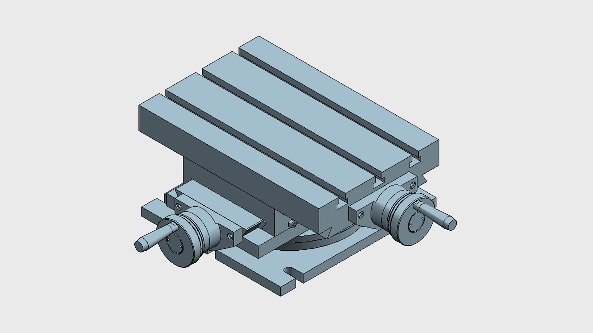 MG Standard XY coordinate table with rotary basis