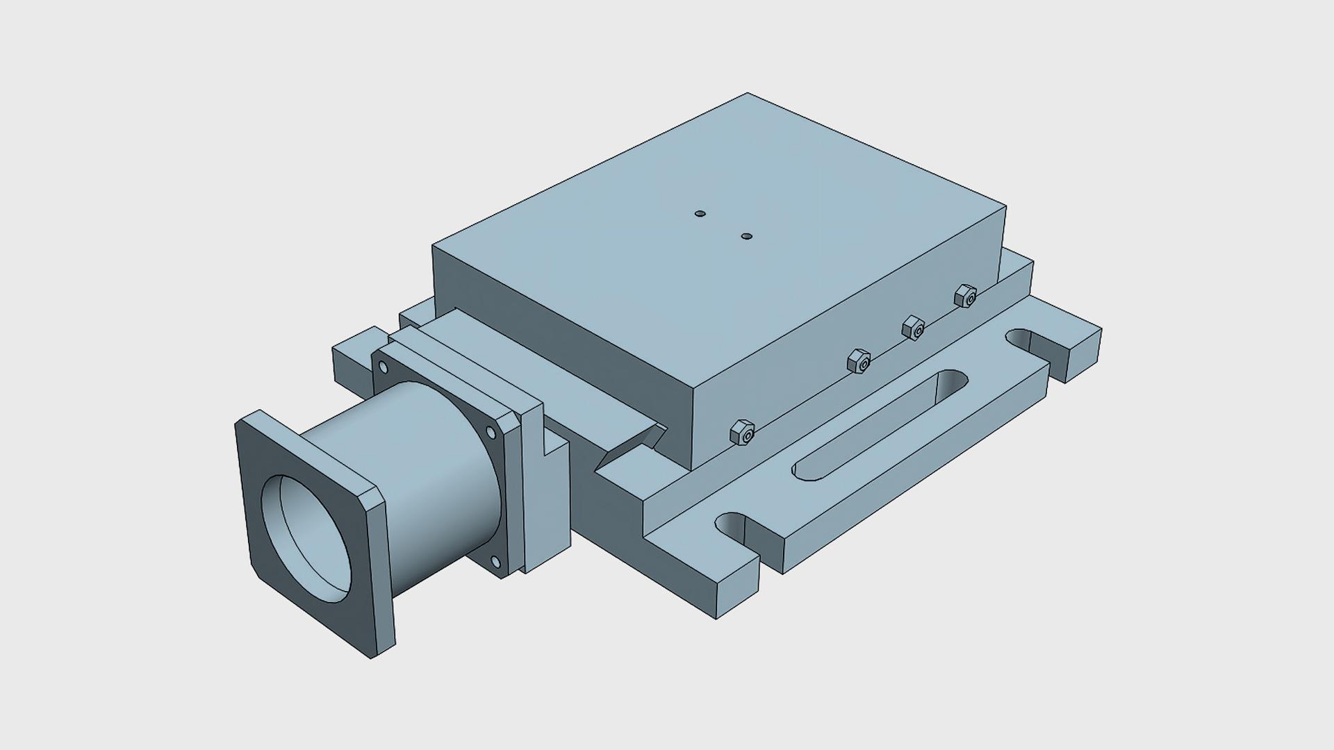 NK Automatic X slide unit (heavy loads)